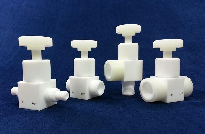 Plastic Diaphragm Valves