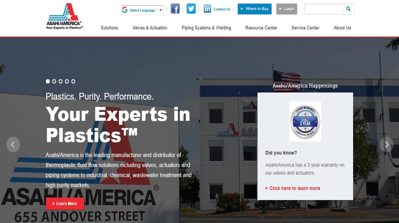 Asahi/America Inc.