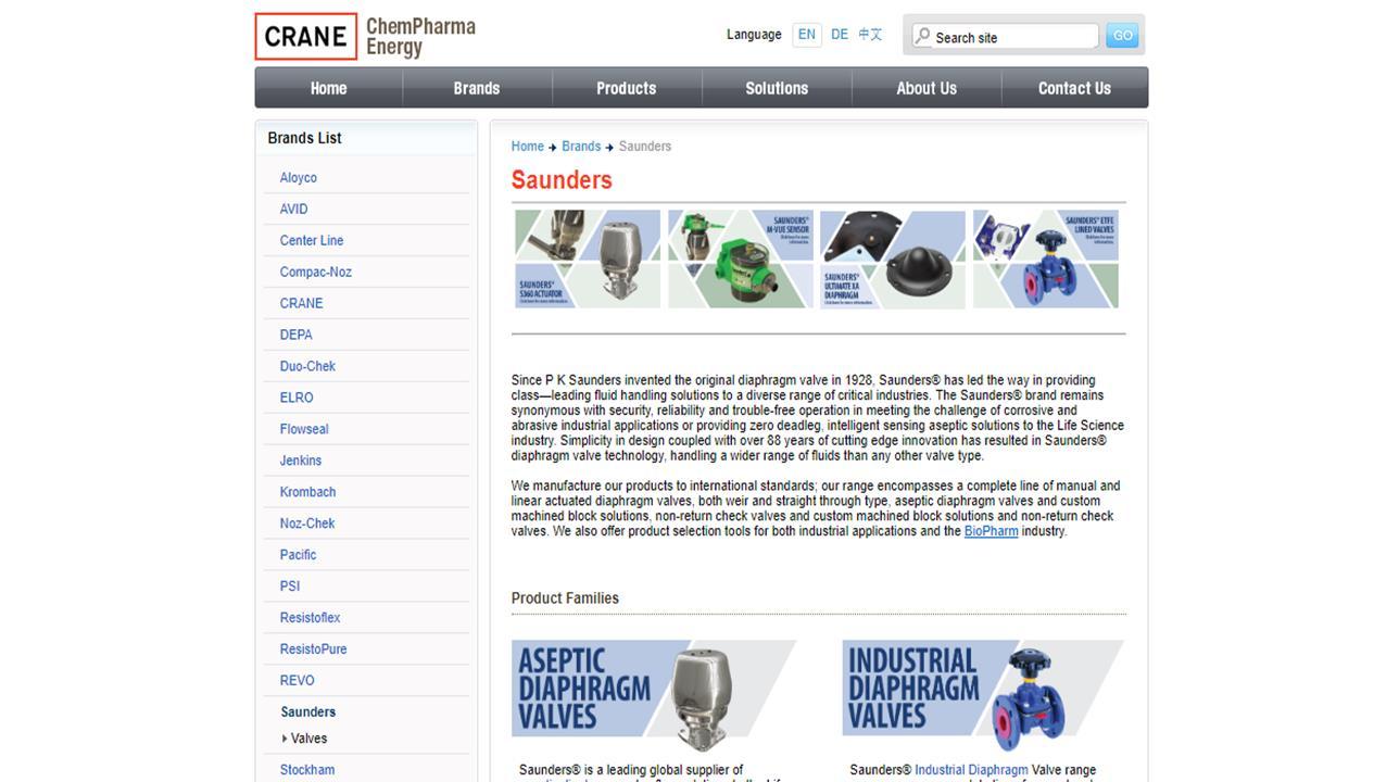More Diaphragm Valve Manufacturer Listings