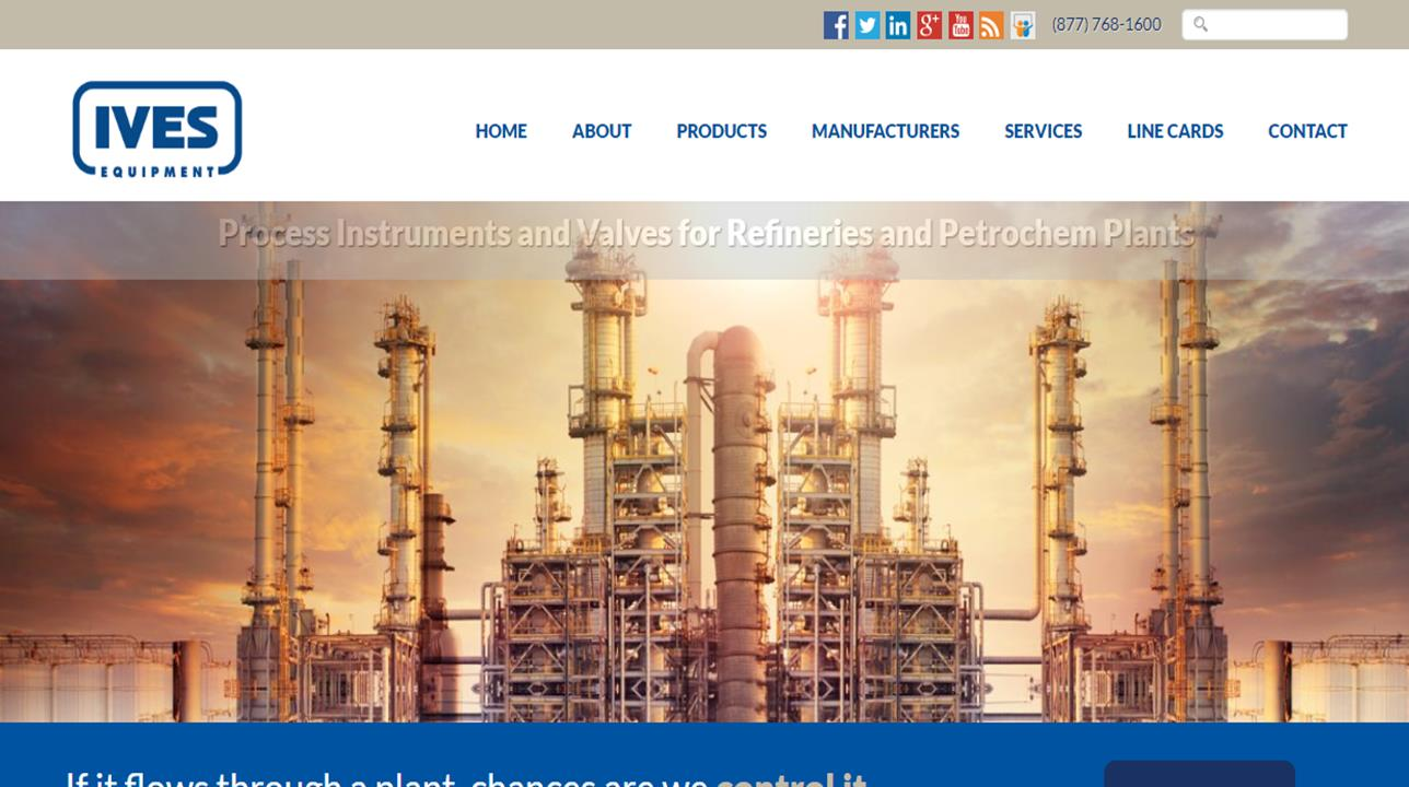 Ives Equipment Corporation